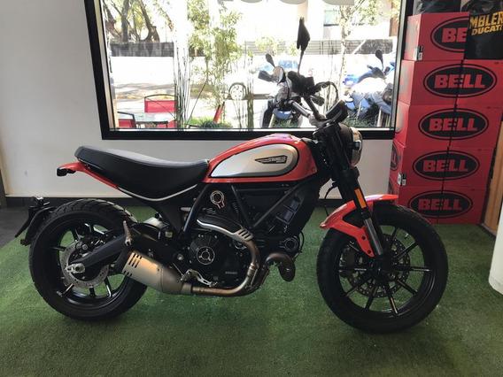 Ducati Scrambler Icon -2020-0km-entrega Inmediata San Isidro