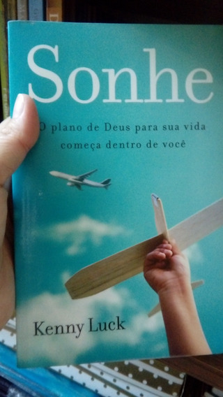 Livro Sonhe O Plano De Deus P/ Sua Vida Começa Dentro De Vc