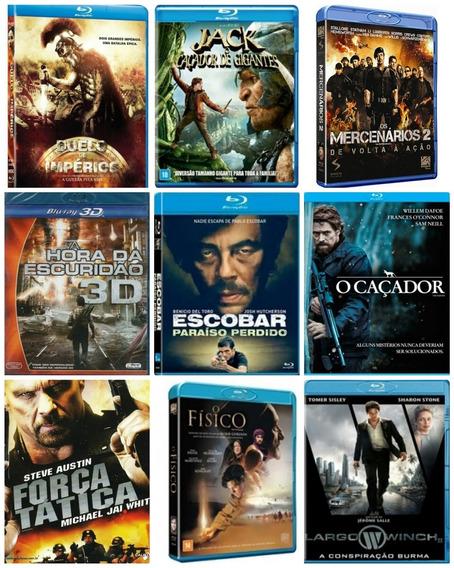 Filmes Blu-ray Originais Leia A Descrição
