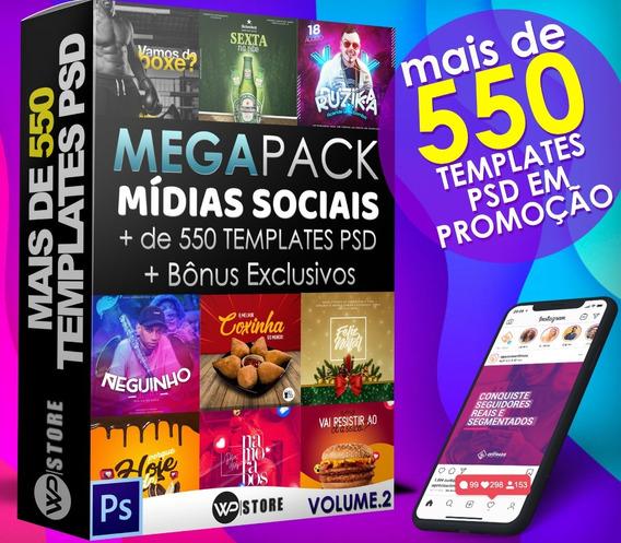 Pack Artes Prontas Mídias Sociais Artes Em Português Br
