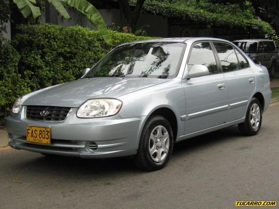 Hyundai Accent Gls 1500 Cc Mt
