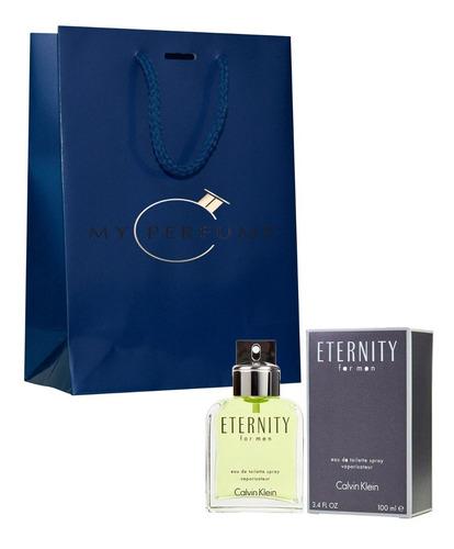Perfume Locion Calvin Klein Eternity Ca - mL a $750