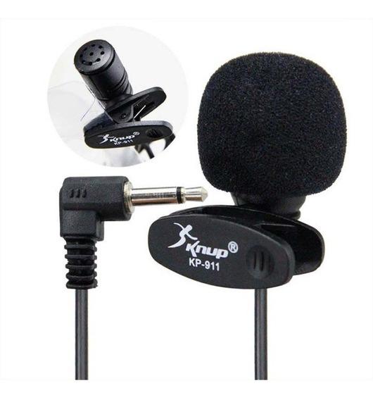 Microfone Para Computador / Notebook - P2