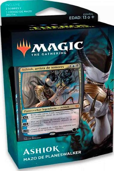 Magic Theros Más Allá De La Muerte Mazo Planeswalker Ashiok