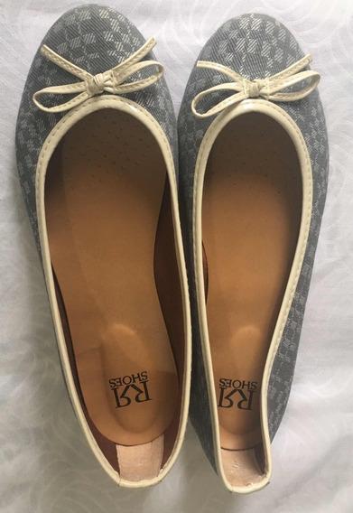 Sapatilha Xadrez Rr Shoes 36