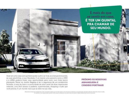 Imagem 1 de 7 de Casa Com 2 Dormitórios À Venda, 44 M² Por R$ 167.900 - Parque Residencial Cândido Portinari - Ribeirão Preto/sp - Ca0831