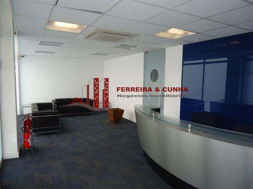 Excelente Prédio Comercial No Bairro Pq. Industrial Tomas Edson - Barra Funda. - Fc563