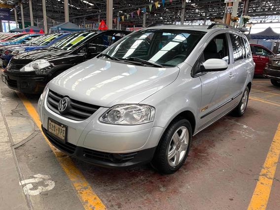Volkswagen Sport Van Comfortline Std 5 Vel Ac 2008