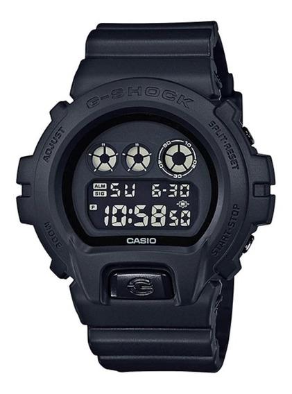 Relógio Casio Masculino G-shock Dw-6900bb-1dr Preto Original