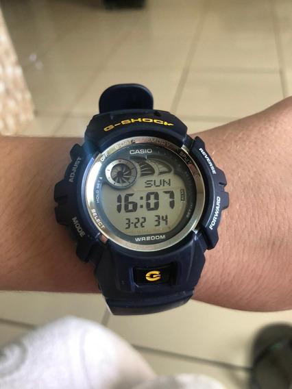 Relógio Casio G-shock Original Azul