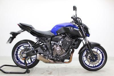 Yamaha Mt 07 Abs 2019 Azul