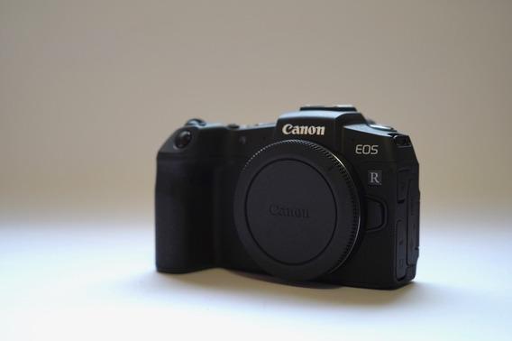 Canon Eos Rp Mirrorless 4k + Adaptador Lente Ef-eos R