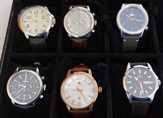 Coleção Relógios Originais Novos Sem Uso