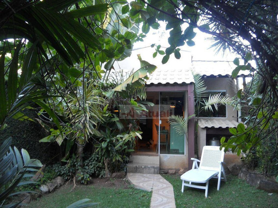 Casa Residencial À Venda, Joaquim Egídio, Campinas. - Ca0383