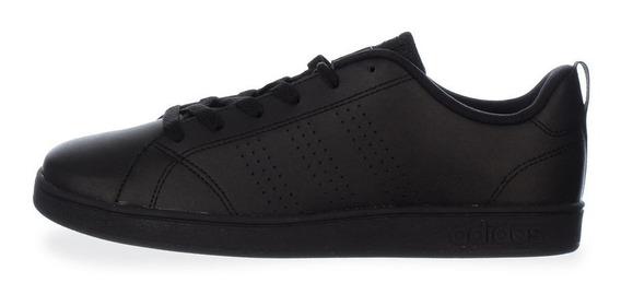 Tenis adidas Advantage Clean K - Aw4883 - Negro - Joven