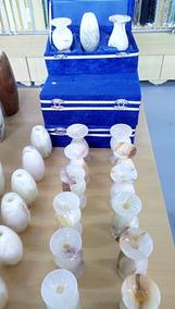 Vasos Em Pedra Ônix Paquistanesa Frete Grátis S/juros