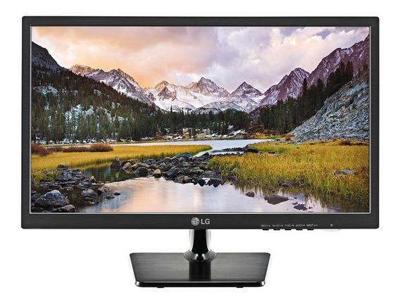 Monitor Led Lg 20m37aa Tela 19.5 Widescreen Hd