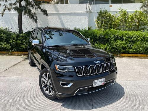 Imagen 1 de 15 de Jeep Grand Cherokee 2018 5.7 Limited Lujo Advance 4x4 At