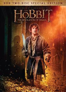 The Hobbit The Desolation Of Smaug 2 Dvd