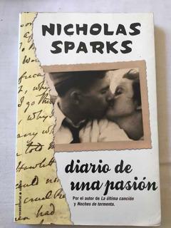 Diario De Una Pasión Libro