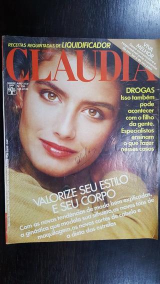Revista Claudia N° 295 De 1986