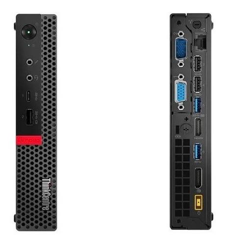 Mini Cpu Lenovo M920q Core I5 9ª Ger Ram 8gb Dd4- Ssd 240gb