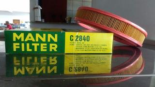 Filtro Ar Mann C2840 Fd-corcel/belina Ii/maverick 4cil/pampa
