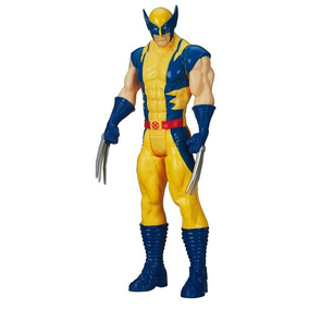 Original - Marvel Wolverine Logan Hasbro A3321 30cm X Men