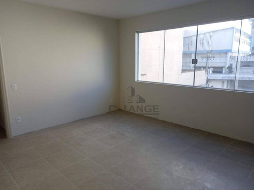 Imagem 1 de 9 de Apartamento Com 2 Dormitórios À Venda, 86 M² Por R$ 330.000,00 - Centro - Campinas/sp - Ap18082