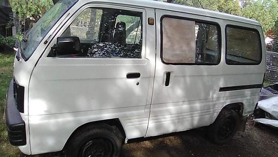 Suzuki Carry Furgon Familiar