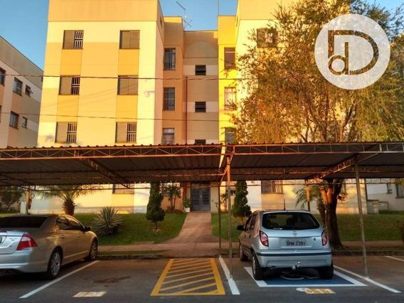 Apartamento Para Alugar Por R$ 1.200/mês - Jardim Nova Espirito Santo - Valinhos/sp - Ap1387