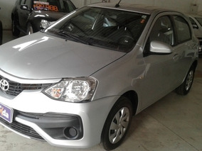 Etios 1.5 Xs 16v Flex 4p Manual 36485km