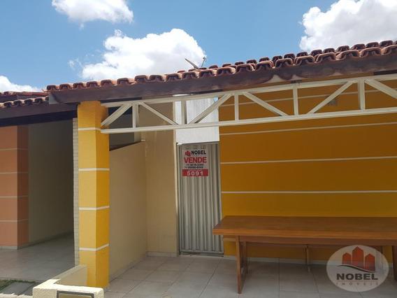 Casa Em Condomínio Com 02 Dormitório(s) Localizado(a) No Bairro Conceicao Ii Em Feira De Santana / Feira De Santana - 5091