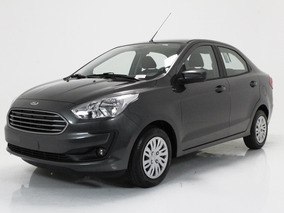 Ford Ka 1.0 Tivct Flex Se Plus Sedan Sem Entrada