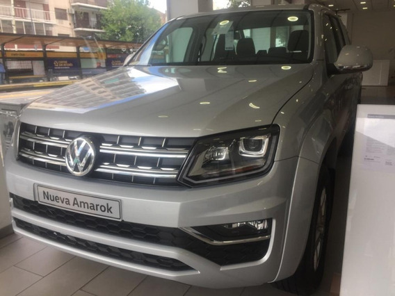 Volkswagen Amarok 4x2 At Te=11-5996-2463 Financio Highline