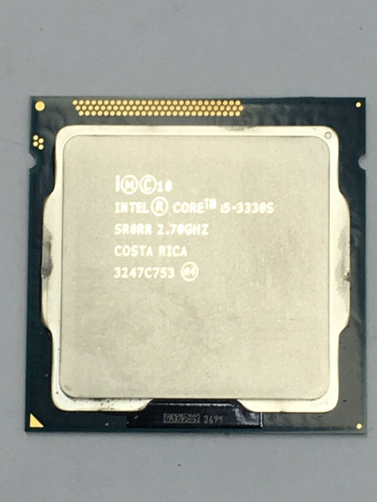 Processador Intel Core I5 3330s Para All In One Hp 23-b210br