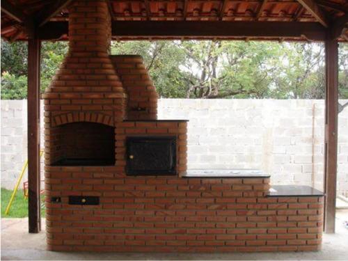Projetos De Churrasqueira Alvenaria, Forno E Fogão A Lenha