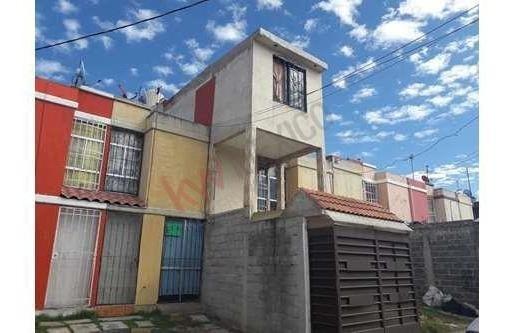 Casa En Condominio Horizontal En Venta En San Vicente Chicoloapan, Estado De México
