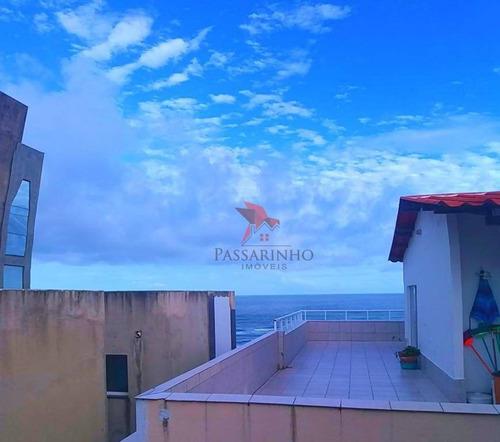 Cobertura Com 4 Dormitórios À Venda, 240 M² Por R$ 1.620.000,00 - Centro - Torres/rs - Co0212