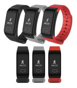 Pulseira Inteligente Fitness Monitora Pressão Arterial