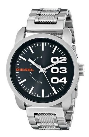 Relógio Diesel Dz1370 Masculino Original Em Aço Inoxidavel