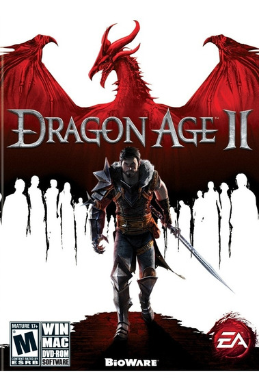 Dragon Age Ii - Pc Mídia Digital