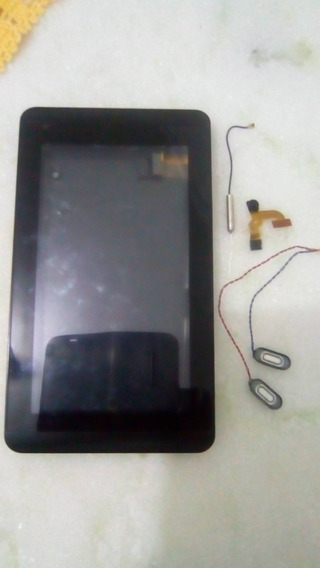 Carcaça+falante+camera Tablet Philco 7a-p111a4.0
