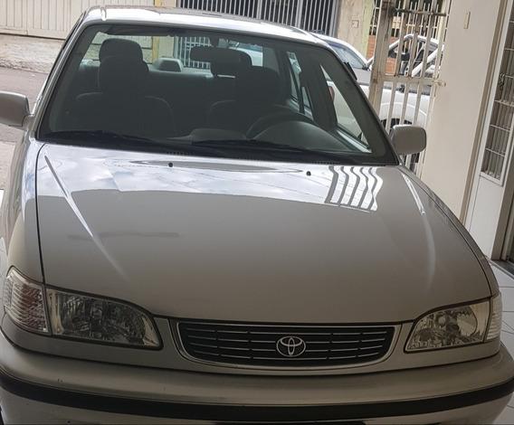 Toyota Corolla 1.8 16v Xli 4p 2002