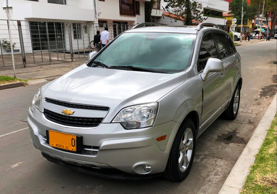 Chevrolet Captiva Platinum 4x4