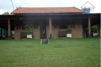 Chácara Rural À Venda, Loteamento Campos Elíseos, Abadia De Goiás. - Ch0001