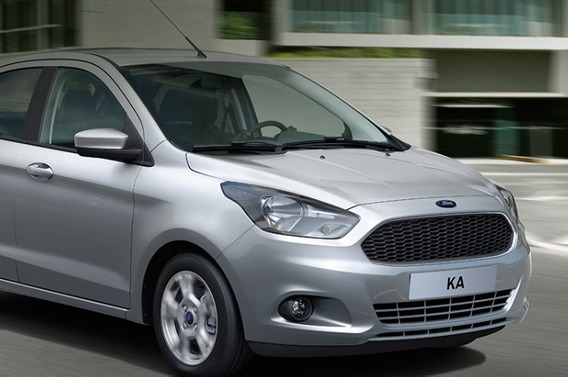 Ford Ka 1.0 S Flex 5p 2020 Carta Contemplada De Consorcio