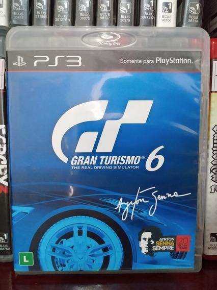 Gran Turismo 6 Original Ps3 | Parcelamento Sem Juros