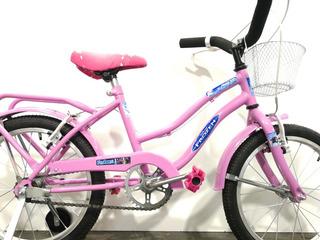 Bicicleta Rodado 16 De Nena Violetta, Soy Luna, Hello Kitty