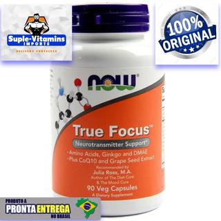 True Focus Now(concentração E Memoria)importadooriginal Usa